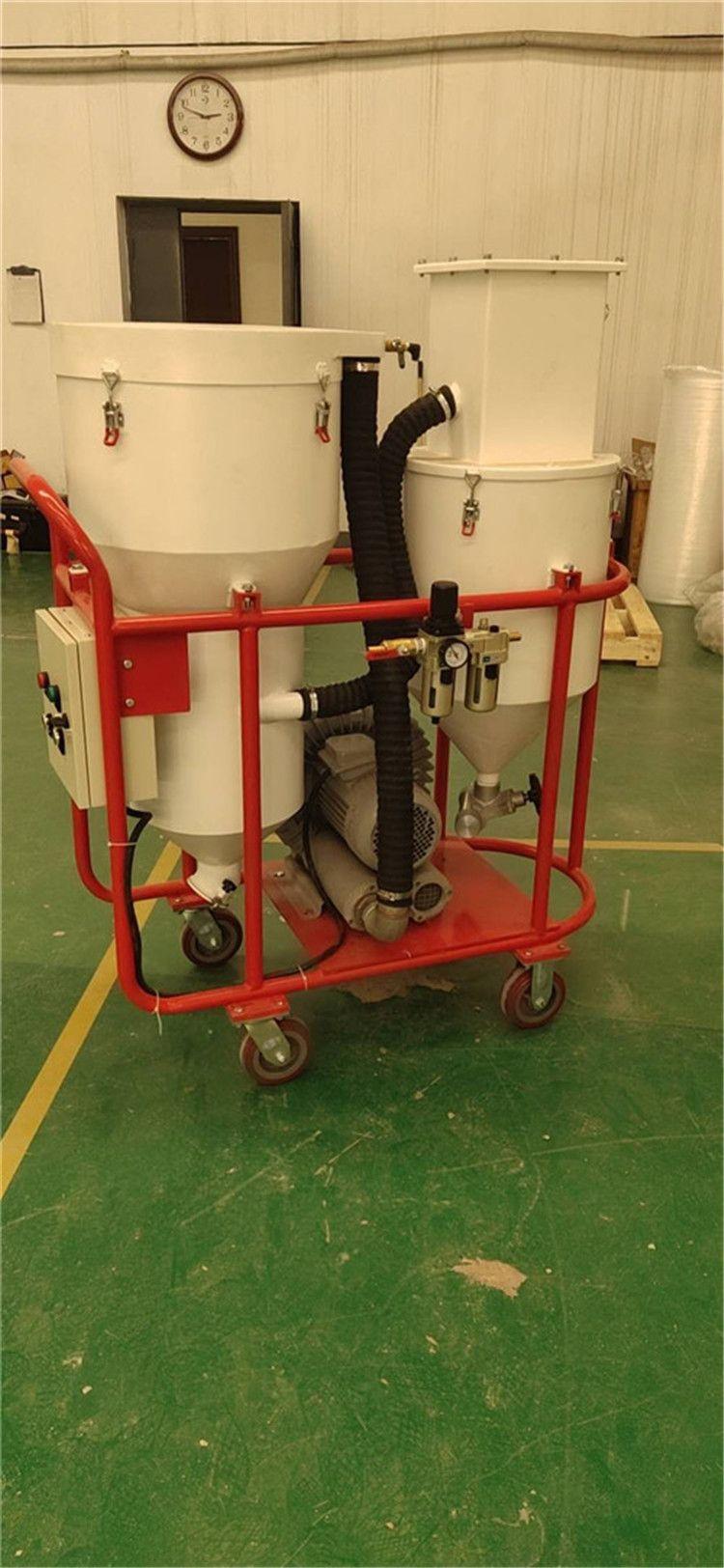 小型回收式喷砂机