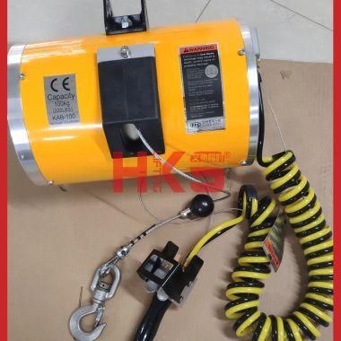 韩国KHC品牌 KAB-160-200气动平衡吊 150KG气动平衡吊