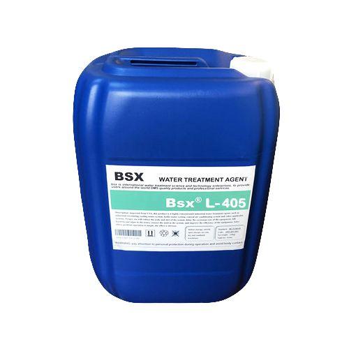 冷卻水緩蝕阻垢劑L-405金昌焦化廠客戶來廠參觀