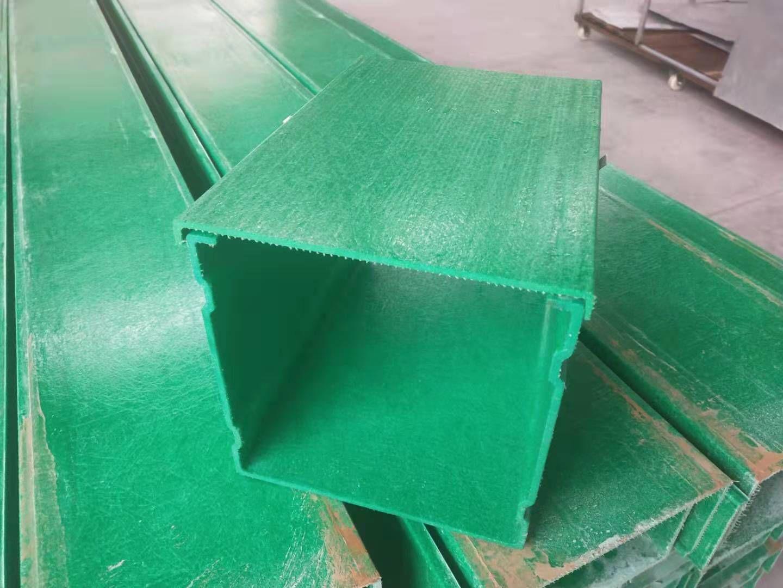 拉挤槽式玻璃钢桥架供应