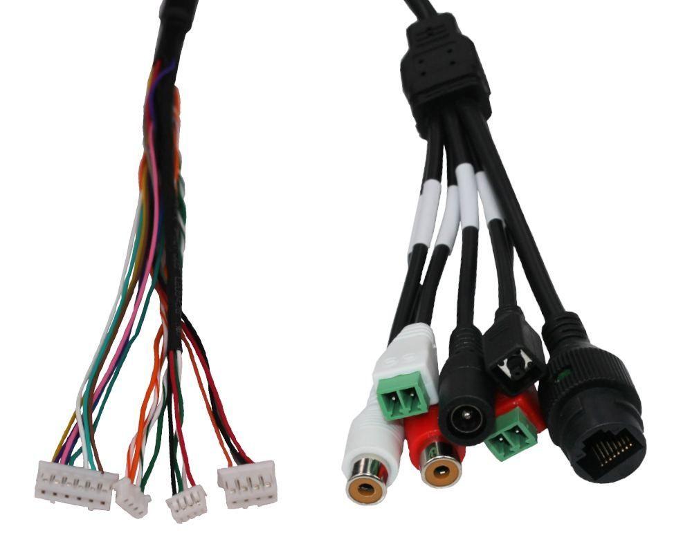 安防摄像机线, RJ45线,安防监控线,网口线,音频线,RCA线,防水线