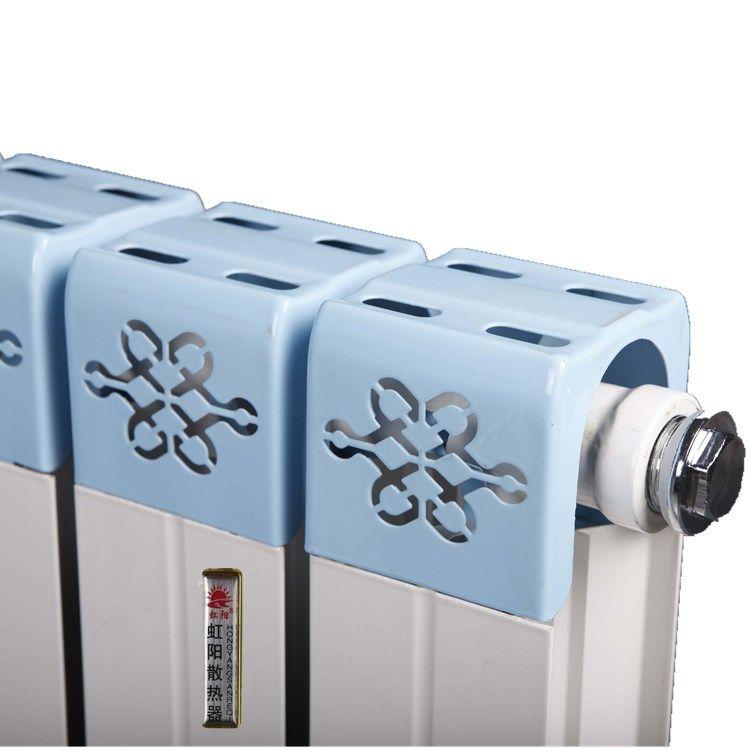 虹圣阳铜铝复合散热器暖气片铜铝暖气片复合暖气片