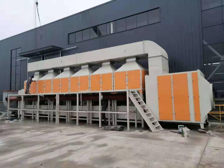 催化燃烧设备为什么被工厂欢迎呢
