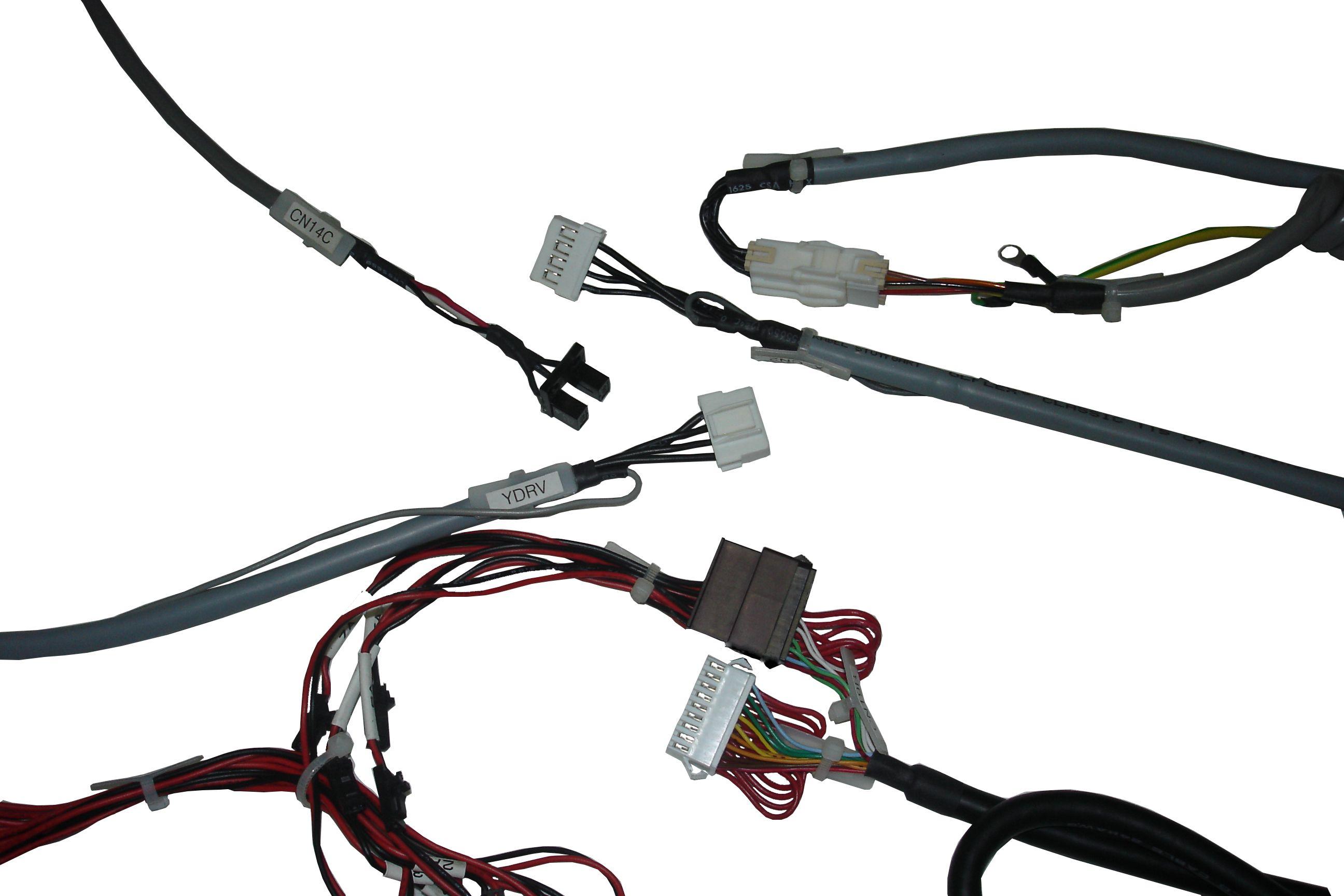 汽车线束 扫地机线 可视门禁线束 洗衣机机线束 端子线 机内线