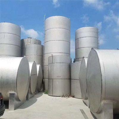 出售全新大型酸碱化工储罐 盐酸碳钢储罐