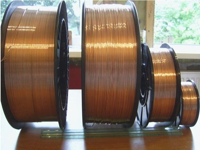 Ti-2钛合金焊丝 ERTi-2氩弧焊丝