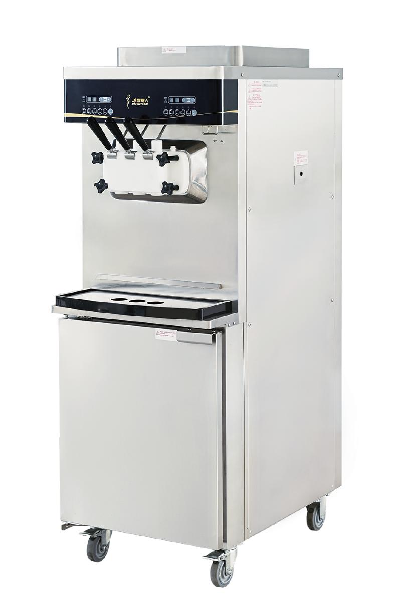 Z60S立式软冰淇淋机