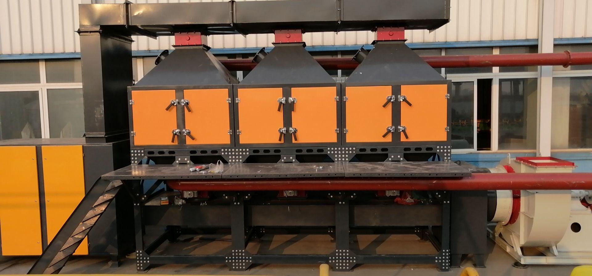 催化燃烧设备设计研发的要点是什么