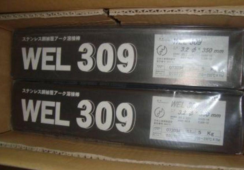 日本WEL TIG 24C耐熱鋼焊絲焊接材料