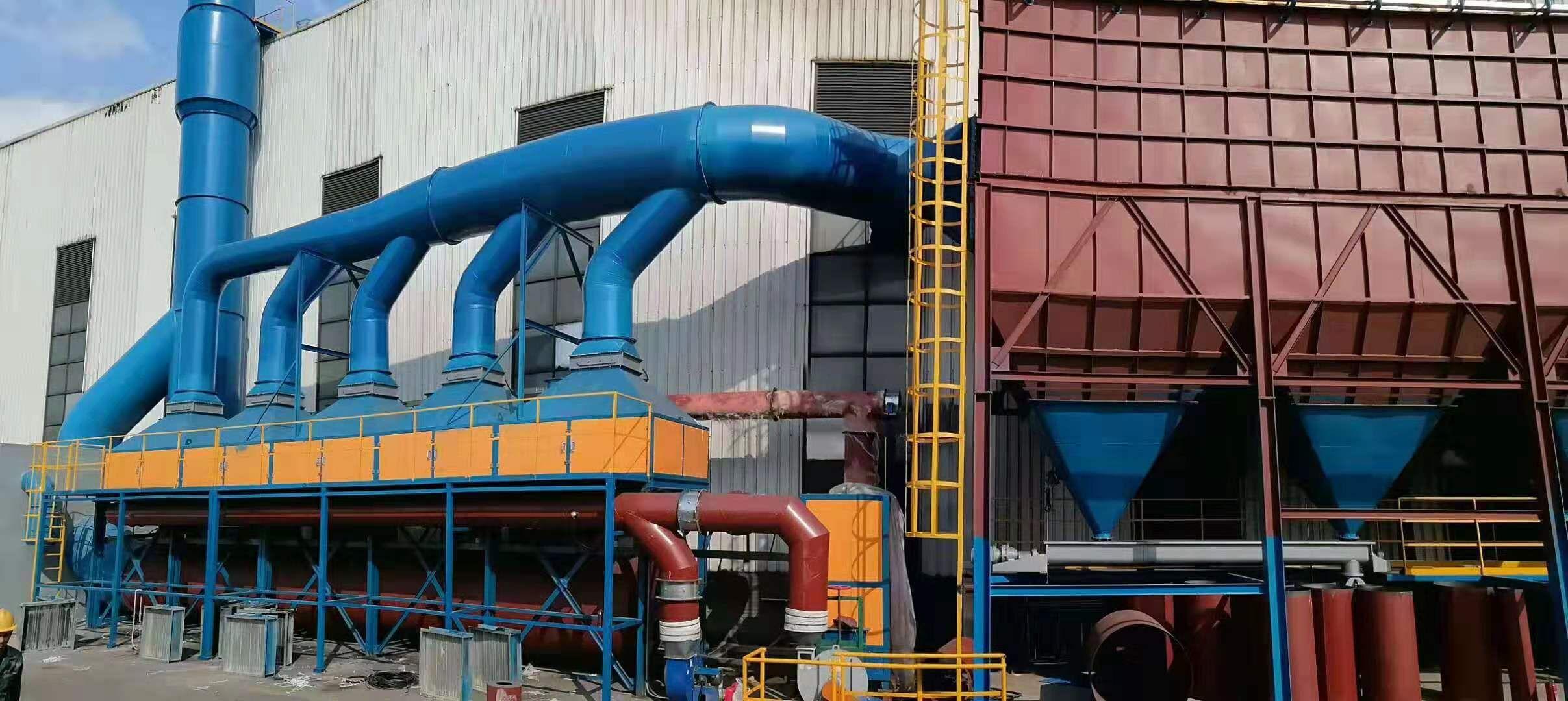 催化燃烧炉工作中容易遇到的问题