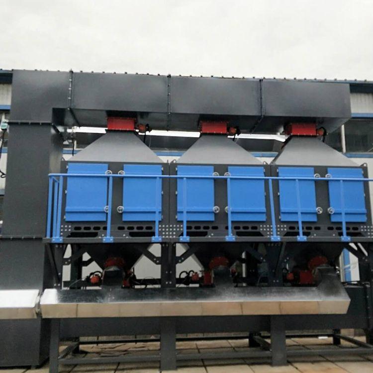 催化燃烧设备的生产厂