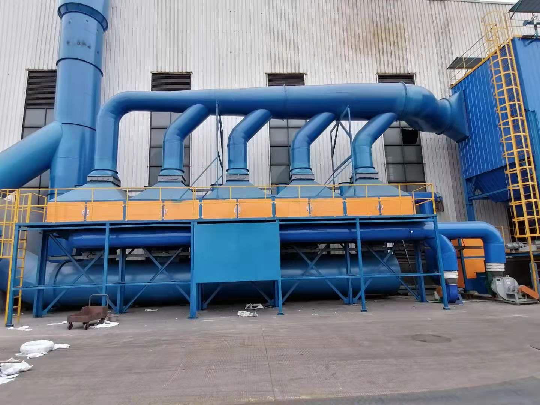 催化燃燒設備的配置要求
