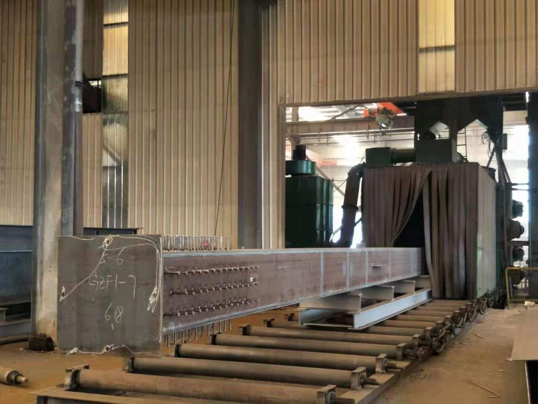 天津钢结构施工