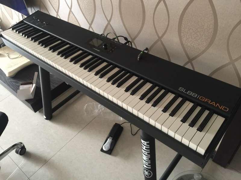 Studiologic SL88 Studio/Grand实木MIDI编曲键盘