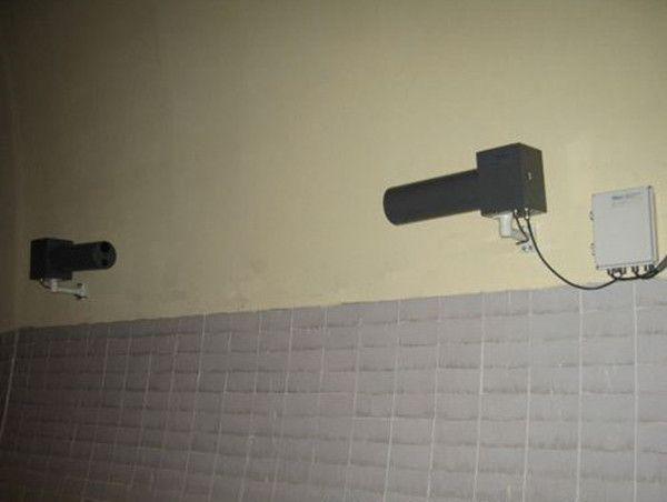 深圳如晖隧道环境检测设备 COVI检测器 有害气体和能见度度传感器
