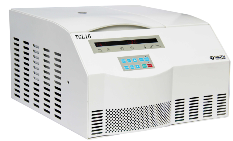 TGL16高速冷冻离心jixiao售
