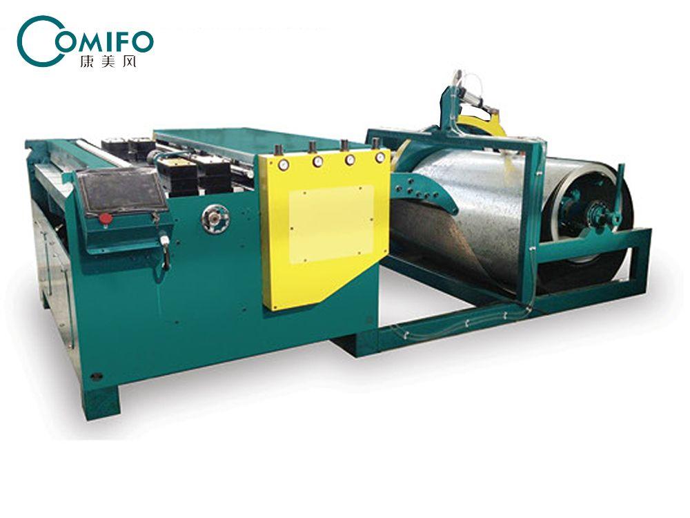 广州康美风风管生产三线 风管自动生产线 风管加工设备 厂家直销