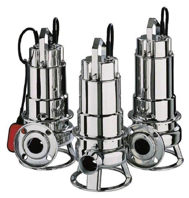 不锈钢潜水排污泵_雨水泵