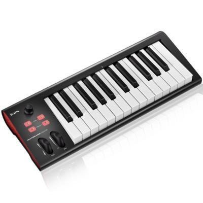 艾肯ICON iKeyboard 3/4/5/6/8Nano编曲MIDI键盘