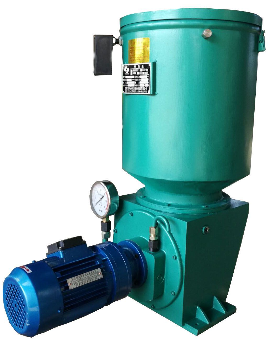 DRB-P DRB-M BS-B系列电动油脂固定式移动式润滑泵启东神舟润滑