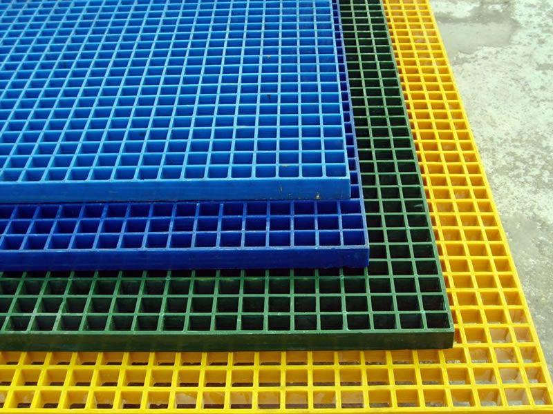 玻璃钢格栅板销售