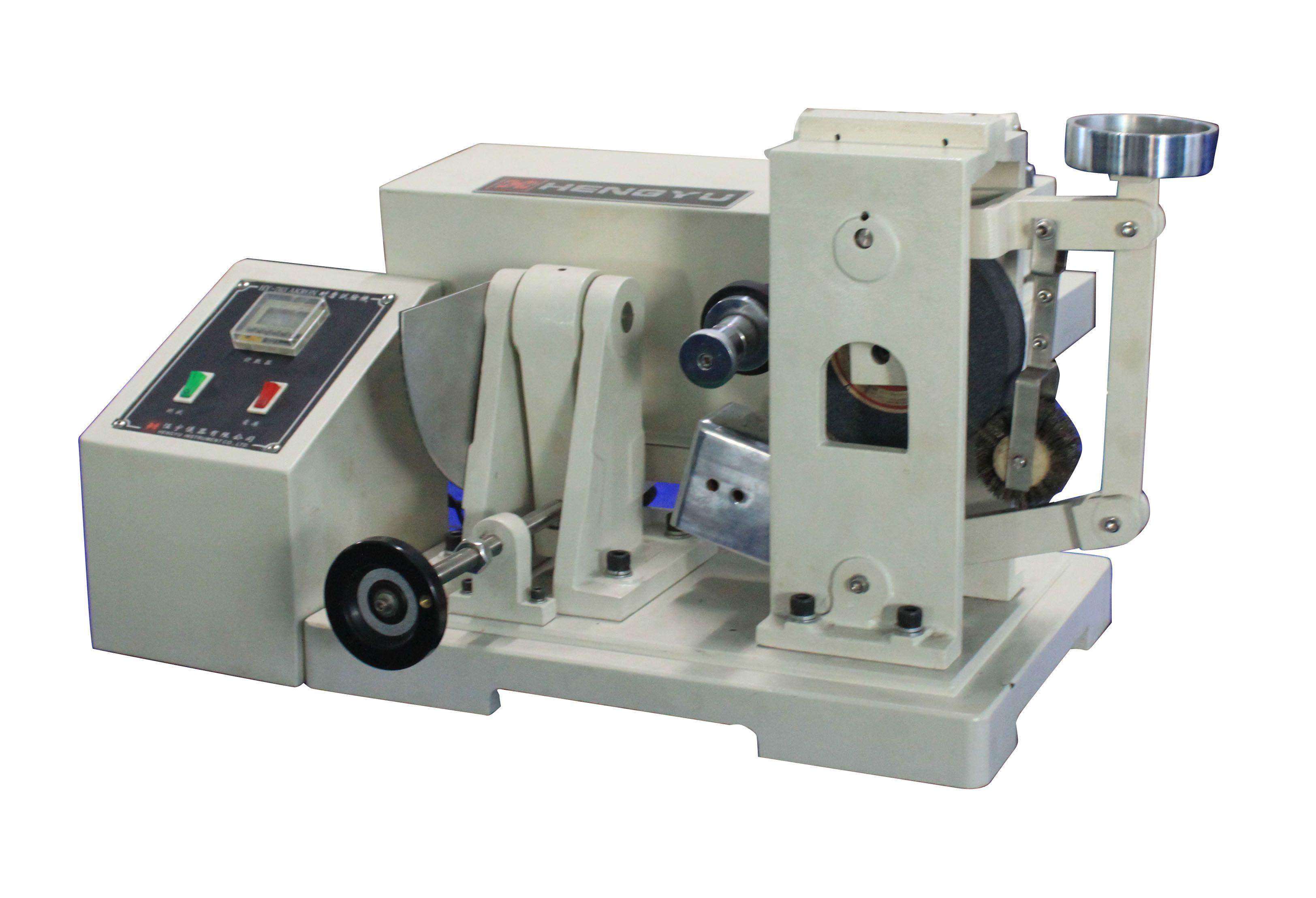 恒宇仪器-HY-763AKRON-耐磨试验机