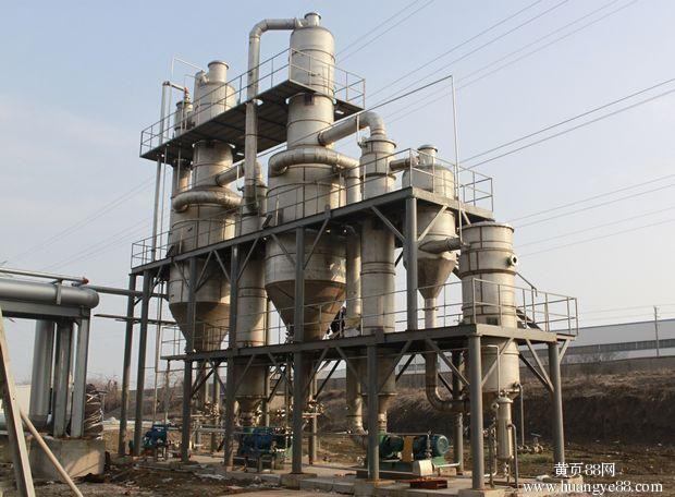 强制循环蒸发器装置