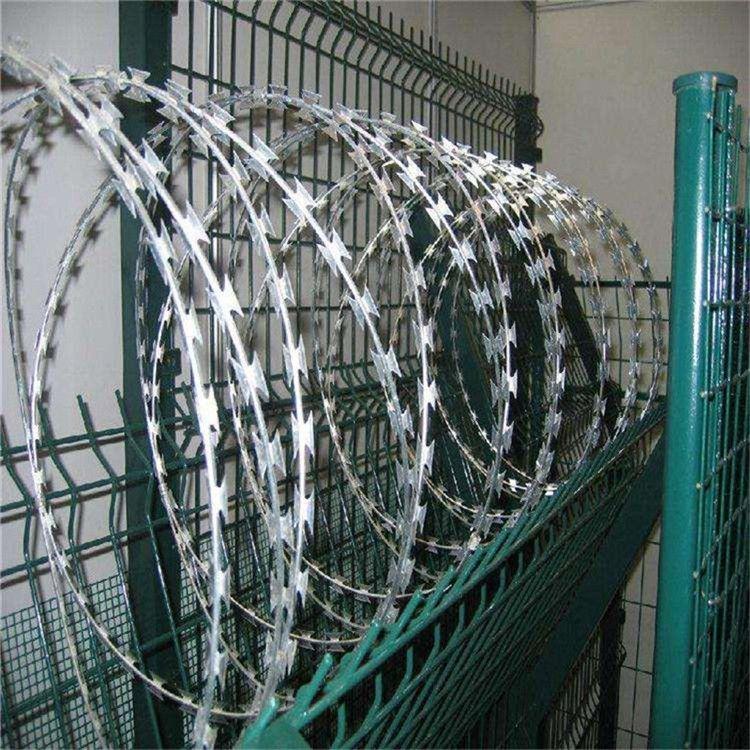 刺绳护栏网-防爬刺绳-防爬网