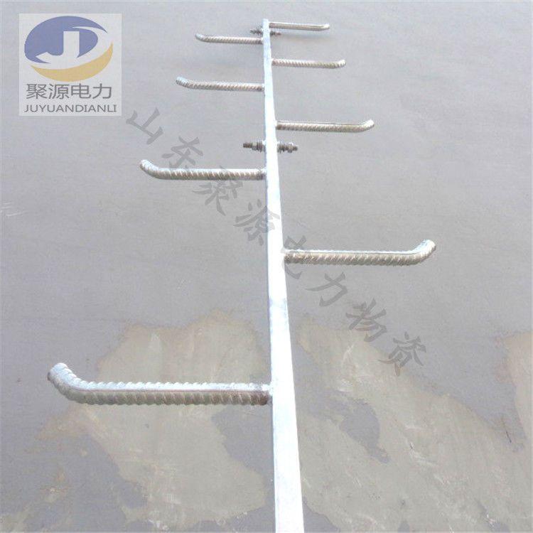 水泥杆用梯子 电线杆爬梯电线杆抱箍梯线路检修梯子可订做