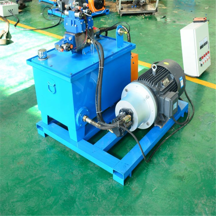 廠家加工制造液壓站可來單設計專業定制液壓泵