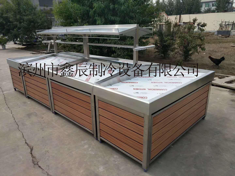 鑫辰不锈钢水果架/超市果蔬台