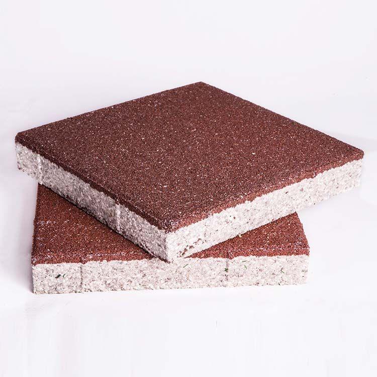 寧彤陶瓷透水磚參差不齊 挑選陶瓷透水磚方法看過來