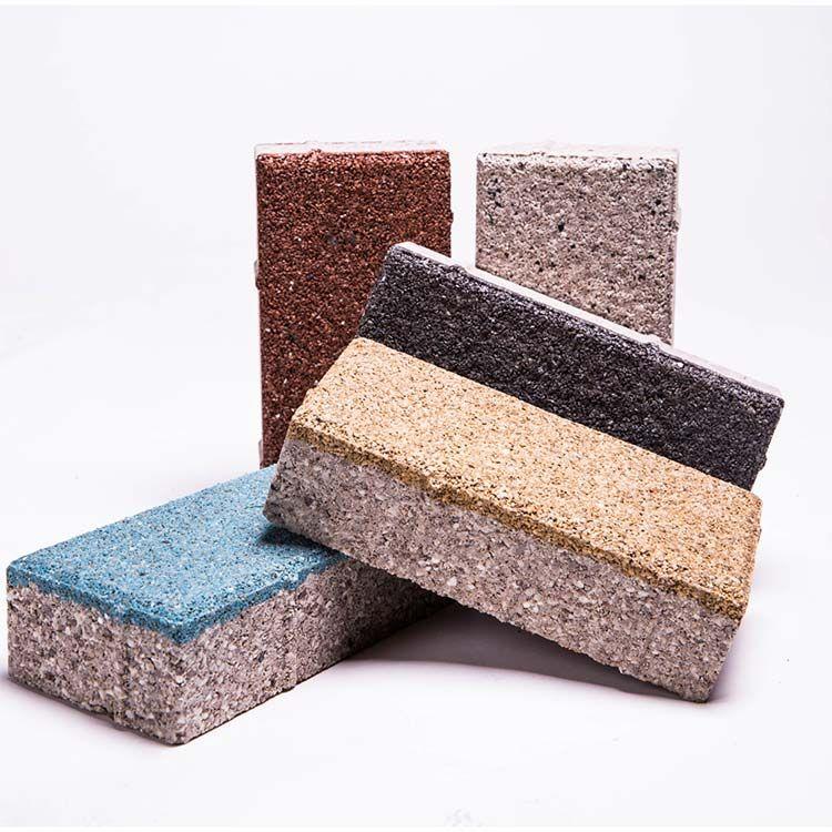 淺析生態環保寧彤陶瓷透水磚應用前景