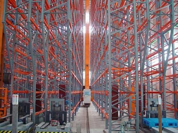 蘇州鑫輝倉儲貨架 穿梭式貨架專業定制生產