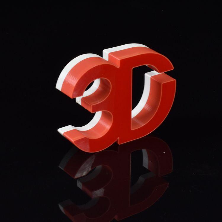 云南3D发光字销售