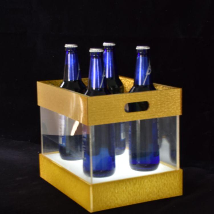 亚克力KTV啤酒架生产厂家