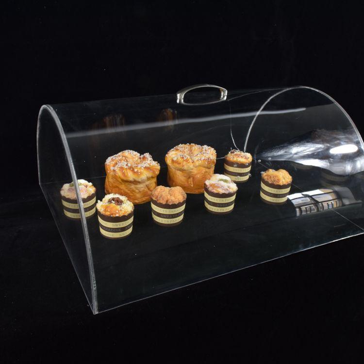 亚克力透明食品保护罩