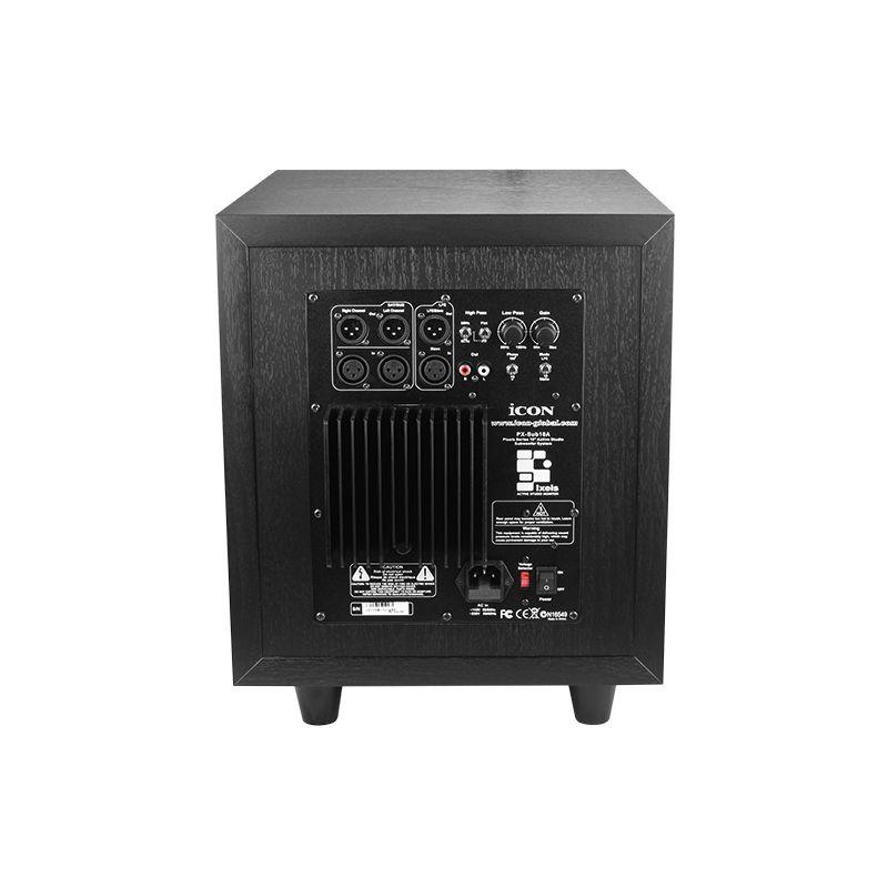 艾肯ICON PX-Sub10A 工作室低音炮音箱 10寸低音炮音箱