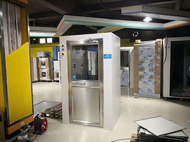 湖北风淋室控制器 武汉风淋室控制系统