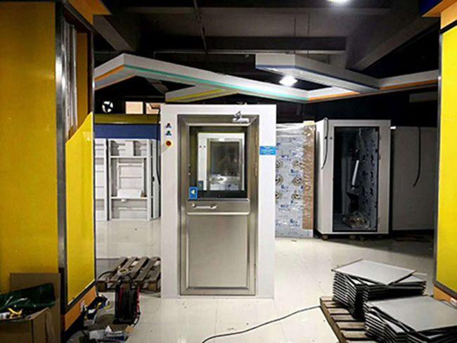 湖北风淋室净化设备 武汉车间风淋配套设备