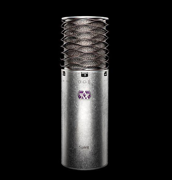 英国ASTON Spirit阿斯顿电容话筒专业录音K歌主播直播麦克风