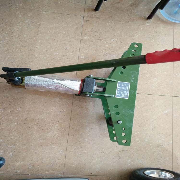 不锈钢镀锌管弯管机 整体式手动弯管机