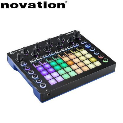 Novation Circuit DJ控制器 電子合成器 MIDI控制器