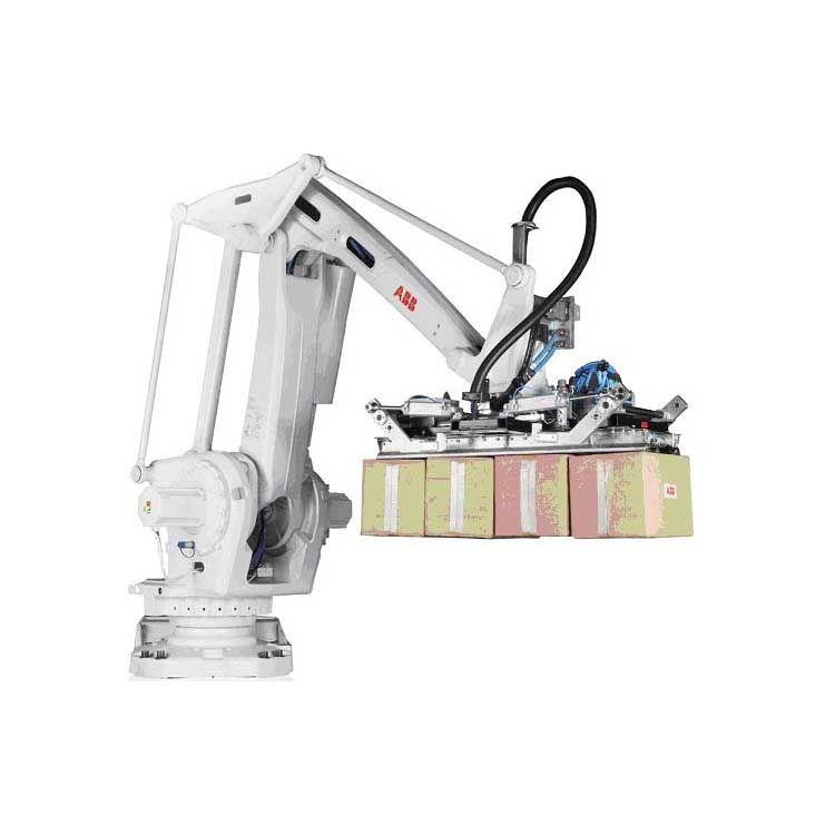 安徽拿纸箱卸货装货搬运机器人机械手