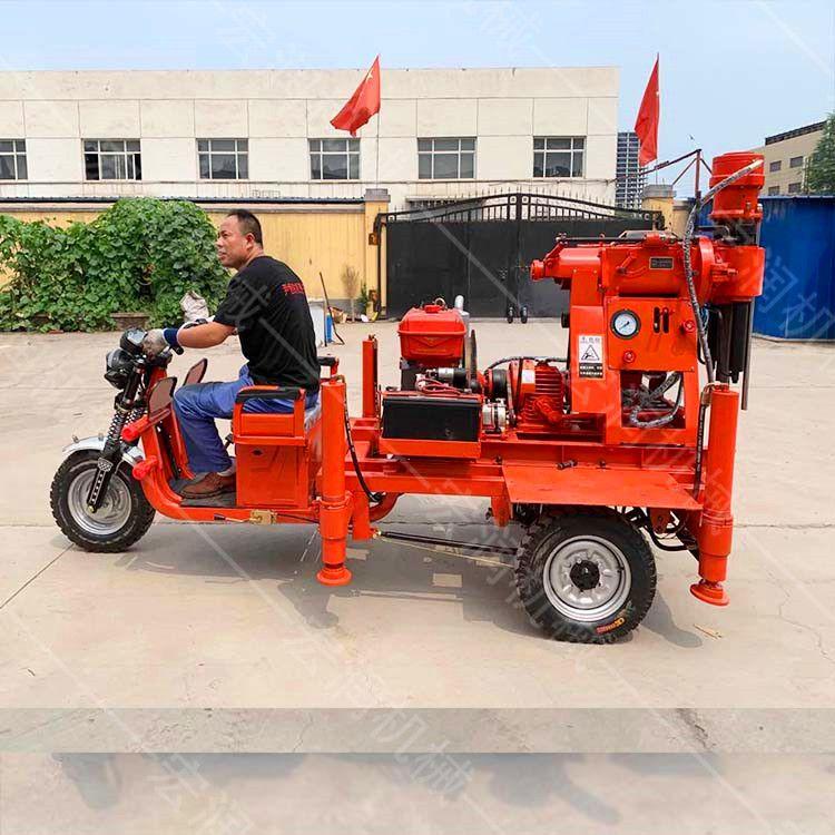 ZLJ-400探矿工程注浆钻机 全角度打孔灌浆 新款全液压坑道钻机