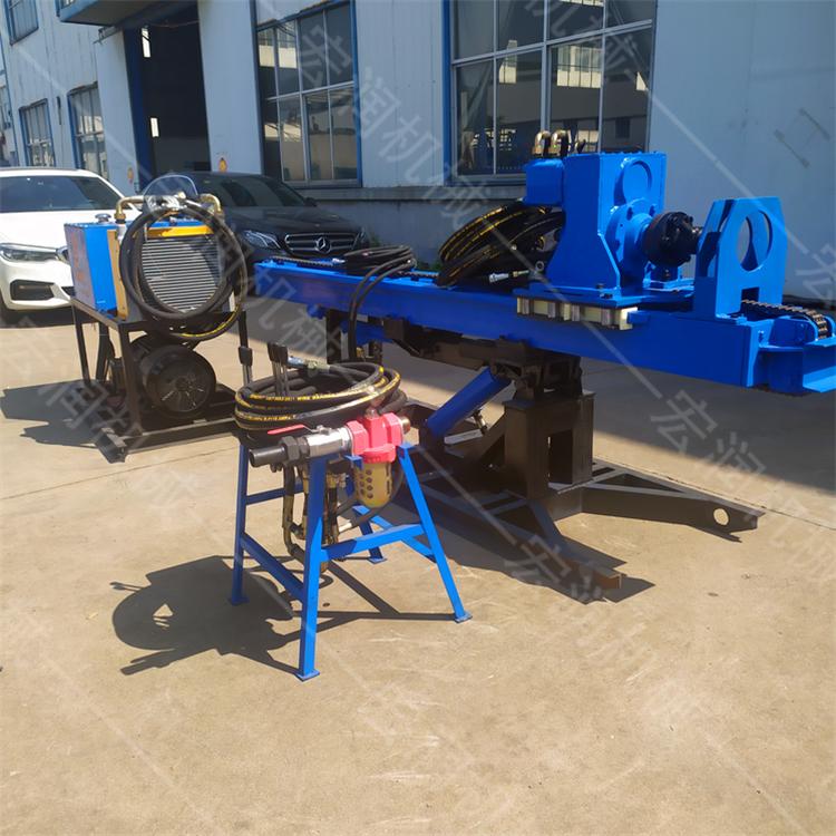 边坡支护锚杆钻机 方便移位锚固钻机 建筑工程锚固钻机  小型锚固钻机厂家