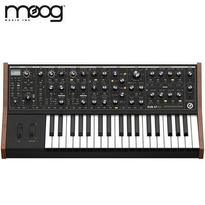 MOOG 穆格 Sub37 Tribute Edition 37键模拟合成器