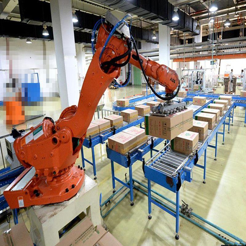 山东搬运码垛上下料机器人机械臂及抓手夹具