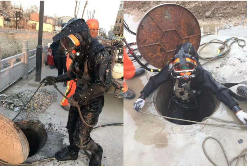 上海潜水封堵管道上海管道闭水试验上海管道封堵气囊公司电话