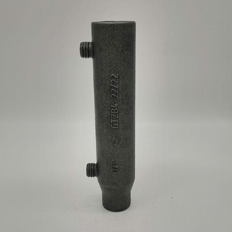 山东球墨铸铁半灌浆套筒生产厂家
